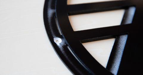 アルミ複合板切り文字